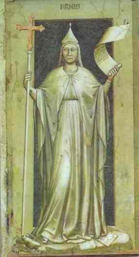 Fede GiottoScrovegni