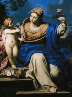 Madonna delle rose - GuidoCagnacci