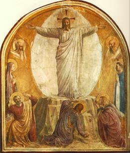 Beato Angelico,Trasfigurazione