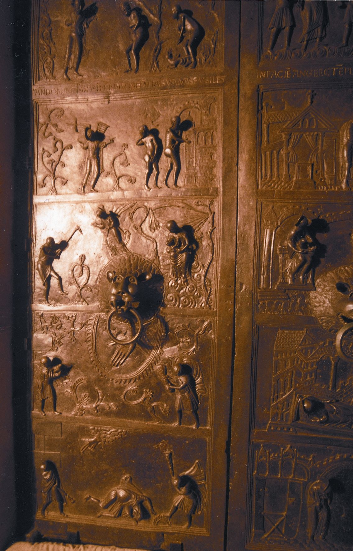 Segni 2 del visibile - San michele a porta pia ...
