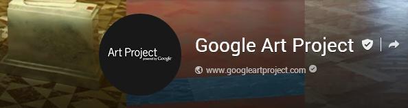 Google arte project